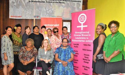 Making humanitarian response gender inclusive