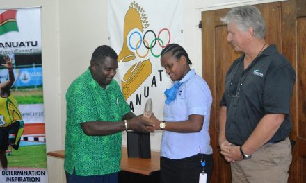 Friana Kwevira wins 'Emerging Para Athlete Of The Year' Award
