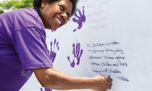 Dorosday Kenneth Watson – pioneering the way for women's leadership in Vanuatu