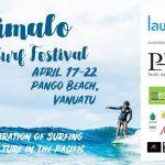 Leimalo Surf Festival April 17th-22nd, 2019