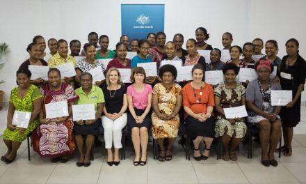 Skill-building workshop for aspiring women leaders