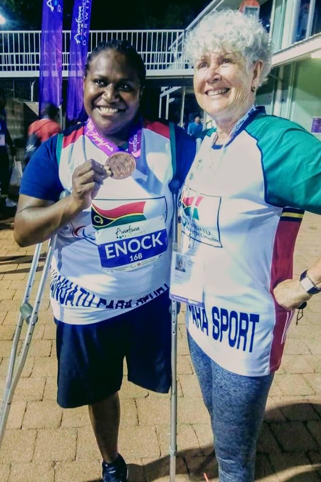 ellie-enock-vanuatu-bronze-paralympic