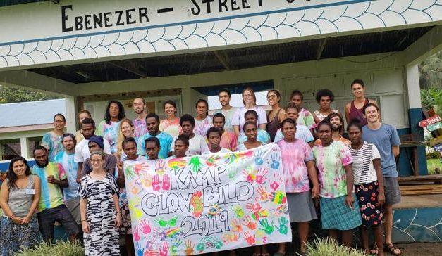 Peace Corps Camp GLOWBILD