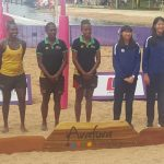 Vanuatu women dominate Beach Volleyball at Arafura Games