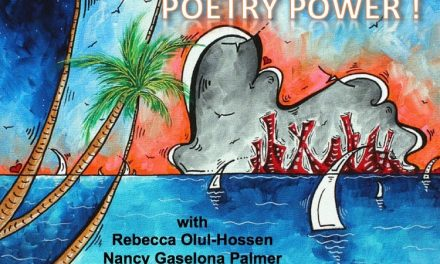 Poetry Reading on Thursday 4th July 2019 at Fondation Bastien Gallery