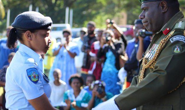 52 New Police Graduates