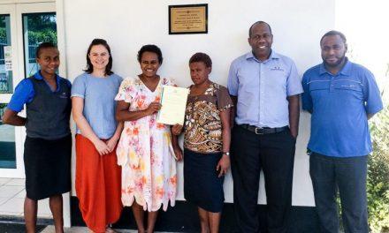 MALAMPA Handicraft Centre becomes Vanuatu's First Community Company