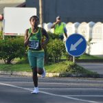 """SHOES ARE NOT THE REASON WHY WE WIN"": VANUATU WOMAN WINS HALF MARATHON IN SOCKS"