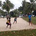 Profiles of beach volleyball players representing Vanuatu in the Pacific Games