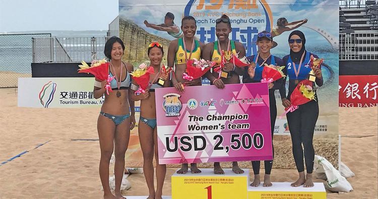 VANUATU-volleyball-gold-2019