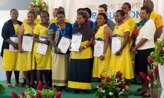 69 Ni-Vanuatu APTC Graduates