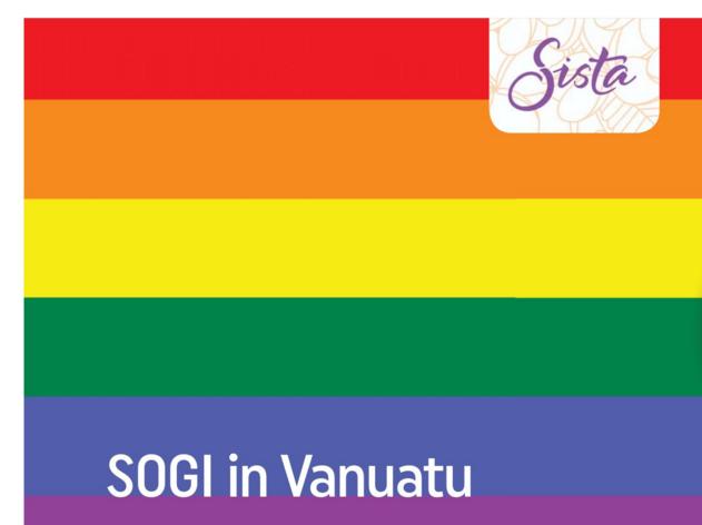 SOGI in Vanuatu