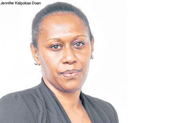 Doan breaks barriers on BSP board