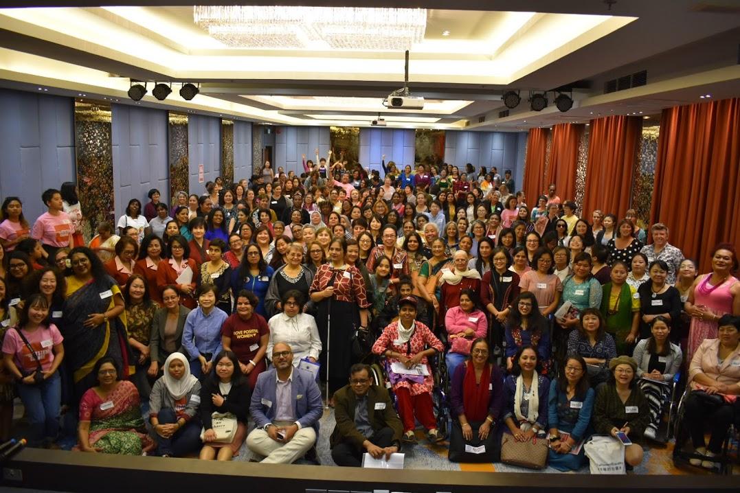 Beijing+25 CSO Forum Participants_Bangkok_Photo Credit Diago Del Rosa_UN Women