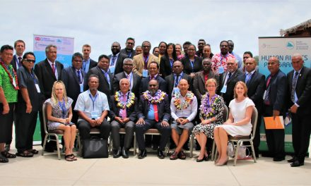 Port Vila Declaration signed by Pacific MPs at conclusion of regional dialogue