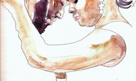 Fidus Achates – Ketty Dan-Napwatt and Rebecca Tobo Olul-Hossen