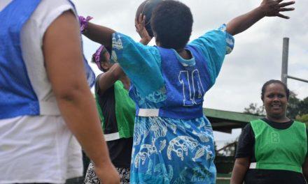 Vanuatu Women in Sports celebrate International Women's Day