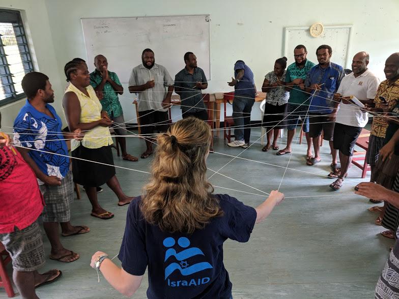 MHPSS-Vanuatu-Isra-Aid