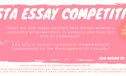 Sista Essay Competition 2020