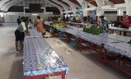 Port Vila Market House Reopens