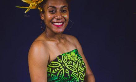 First Ni-Vanuatu Emerging Fashion Designer Ms. Dennyse Maki preparing for London Pacific Fashion Week 2021