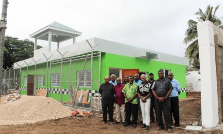 New Women's Correctional Building to be called – Te'a Silae Welu N'matu