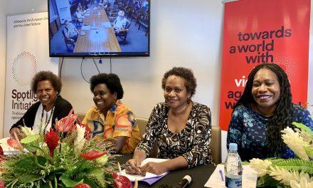 Spotlight Initiative launches in Vanuatu