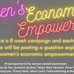 Women's Economic Empowerment Facebook Campaign Competition