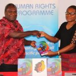 MoET receives Anthology of Pacific Poems