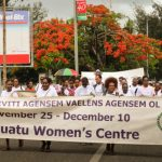16 Days of Activism on Violence Against Women