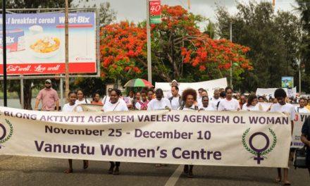 16 Days of Activism on Violence Against Women