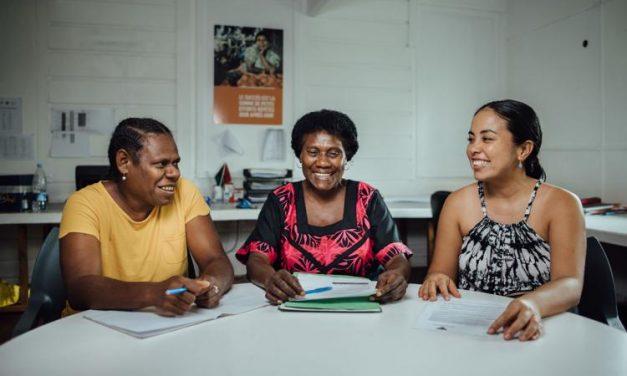 Developing Businesswomen's Leadership and Business Management Skills