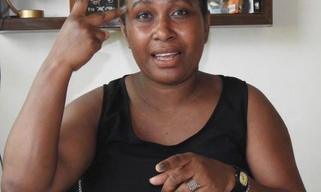 Meet Vanuatu's first Sign Language Teacher