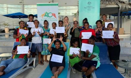 14 women successfully complete WINS course