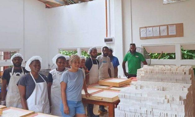 Vanua Soap : A Growing business