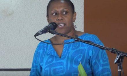 Women's political leadership in Vanuatu