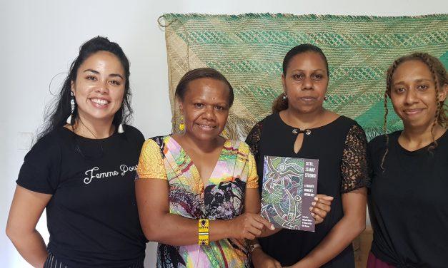 Sista, Stanap Strong!  First Vanuatu Women's Anthology Book Launch