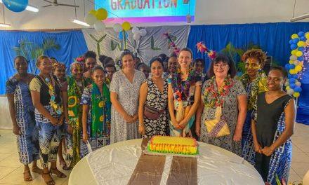 Young Women's Leadership Program Graduation