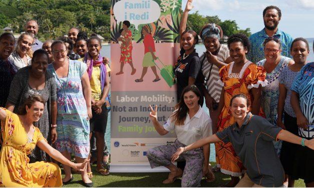 Helping Vanuatu's Families Get Ready for Overseas Work