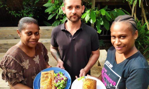 Social enterprise putting power into the hands of Vanuatu's culinary Mamas