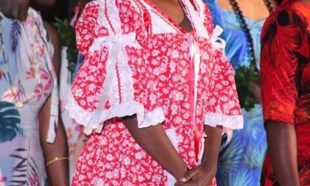 The Designer behind Malapoa College's Fashion Show