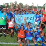 Port Vila Woman Futbol Lik las sisen wan sakses