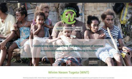 Website spotlights women and leadership roles
